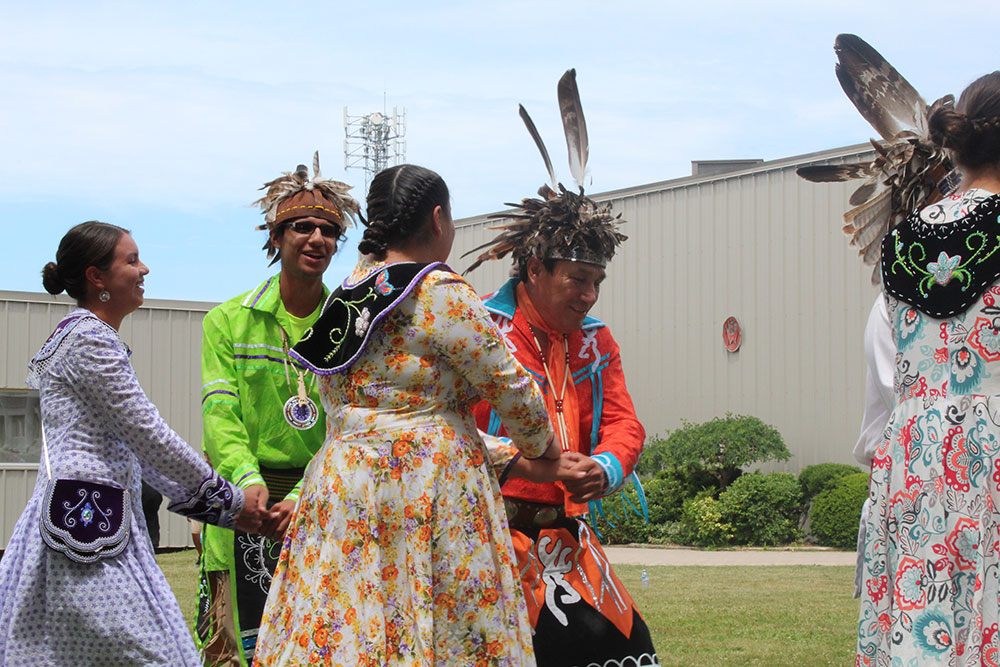 Onkwehon:we the original peoples festival