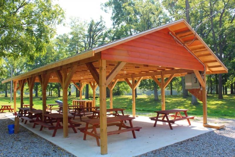 Chiefswood Park Pavilion